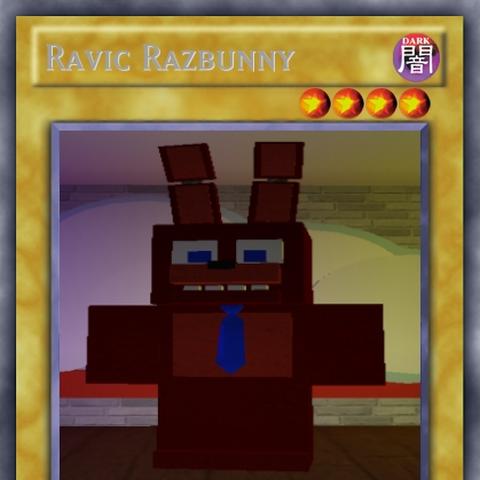 Ravic's card.
