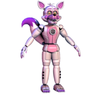 Funtime foxy purple