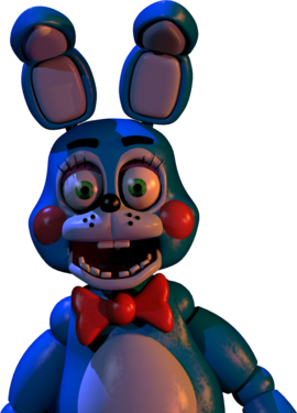 File:FNAF2 Toy Bonnie Slide.png