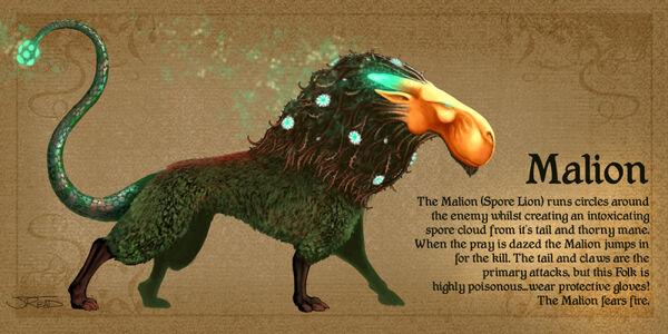 Folk Malion artwork