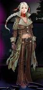 Ellen Costume Cloak of Sidhe artwork