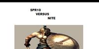 SPARTAN VS. NITE