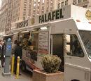 Moshe's Falafel Truck