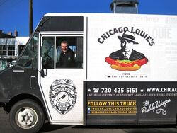 Chicago Louie paddy wagon