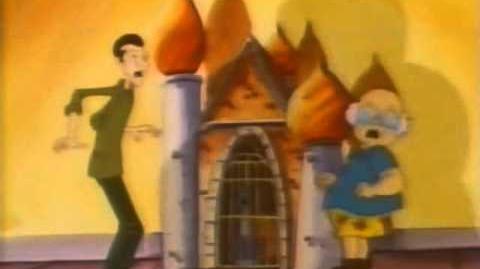 Foofur S01E18E19 Russian Through New York, Fritz Carlos Bombs Out