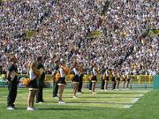 UWGB Packers Cheerleader