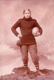 John Brallier 1895 W&J uniform cropped
