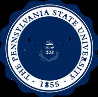 Pennsylvania State University seal svg