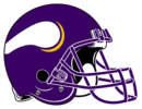 Minnesota Vikings helmet old