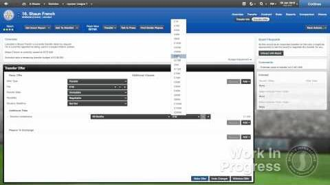 Football Manager 2013 Video Blogs Transfers & Contracts 1 Loans & Scouting (English version)