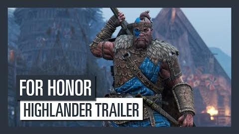 For Honor Grudge and Glory - Highlander-Trailer - AUT