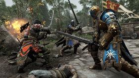 Samurai vs knights