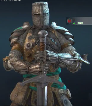 for honor how to win with warden