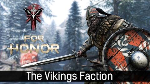 For Honor - The Vikings Faction trailer
