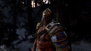 Raiding the Raiders - Warborn leader