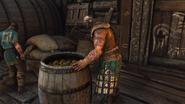 Raiding the Raiders - Food barrels