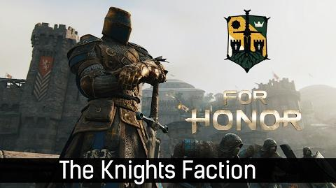 For Honor - The Knights Faction trailer-1