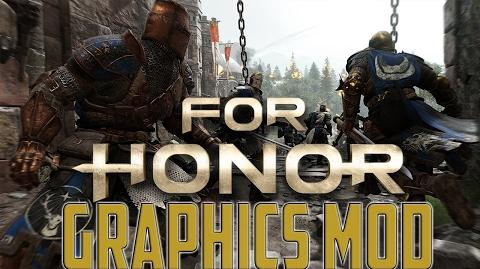 For Honor Graphics Mod – HDR Mod Reshade Photorealistic SweetFX 1440p
