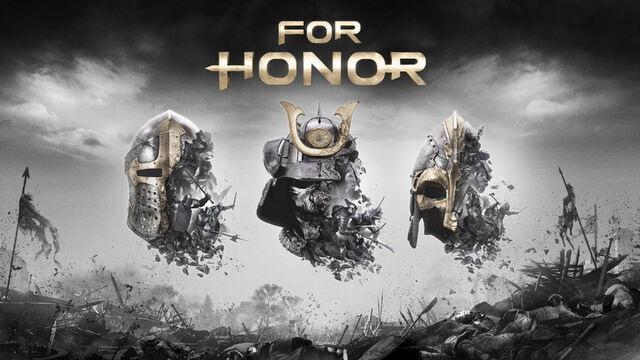 File:For Honor art Iconic Image E3.jpg