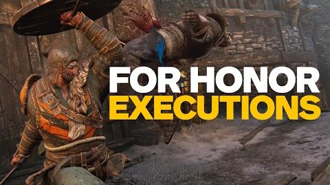 36 Brutal Executions in For Honor