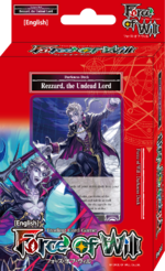 Rezzard, the Undead Lord deck