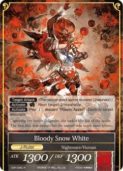 Bloody Snow White