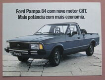Ford Pampa from Brasil