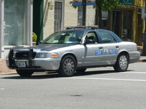 Virginia State Police Ford Crown Victoria