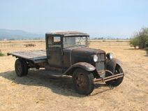1931 Model AA Ford Truck, Eagle Point, OR -2