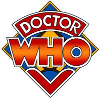 Doctor Who colorful diamond logo