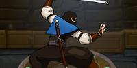 Frostblade Rookie