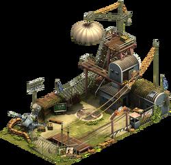 Paratrooper Camp