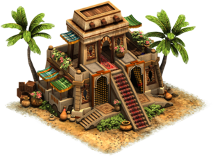 Forge Of Empires Ziggurat Cultural Building