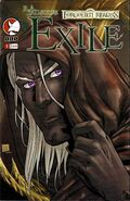 Exile 1 comic cover