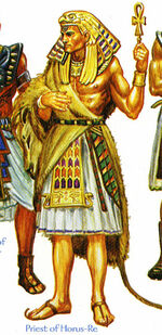 Priest of Horus-Re