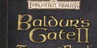 Baldur's Gate II: Throne of Bhaal (novel)
