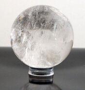 Hyaline Quartz Ball