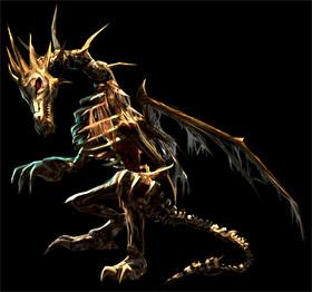 Creature dracolich