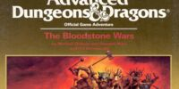 The Bloodstone Wars