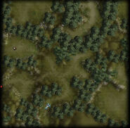 Maiden's Glade map