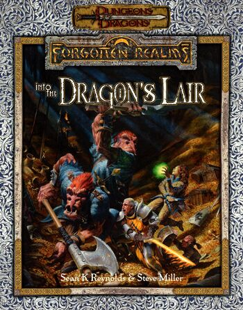 Cover of Into the Dragon's Lair