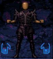 Menzo Drow Adamantite Armor