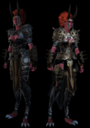 Neverwinter MMO - Creature - Erinyes 1-2