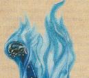 Dagger of fiery demise