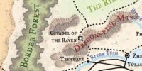 Citadel of the Raven