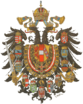 Coat of Arms of Austria-Hungary