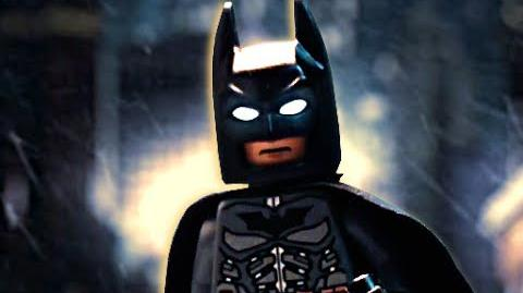 Lego Batman - Arkham Fan Film