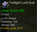 Twilight Lord Suit