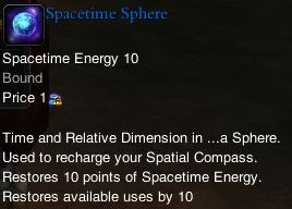ItemSpacetimeSphereDescription