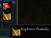 QuestFanofExplosivesExplosiveFormulaBlazeOreInventory